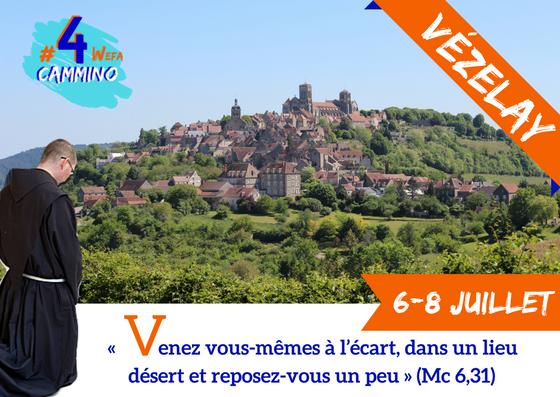 Viens te ressourcer à l'ermitage de Vézelay