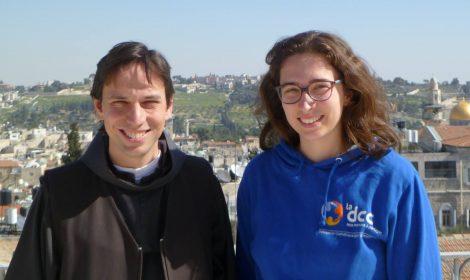 En volontariat avec François d'Assise