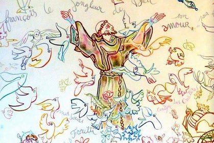François ou la joie de la conversion