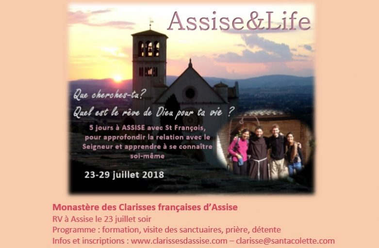 Assise & Life juillet 2018