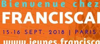 La joie franciscaine (WEFA de Paris 2018)